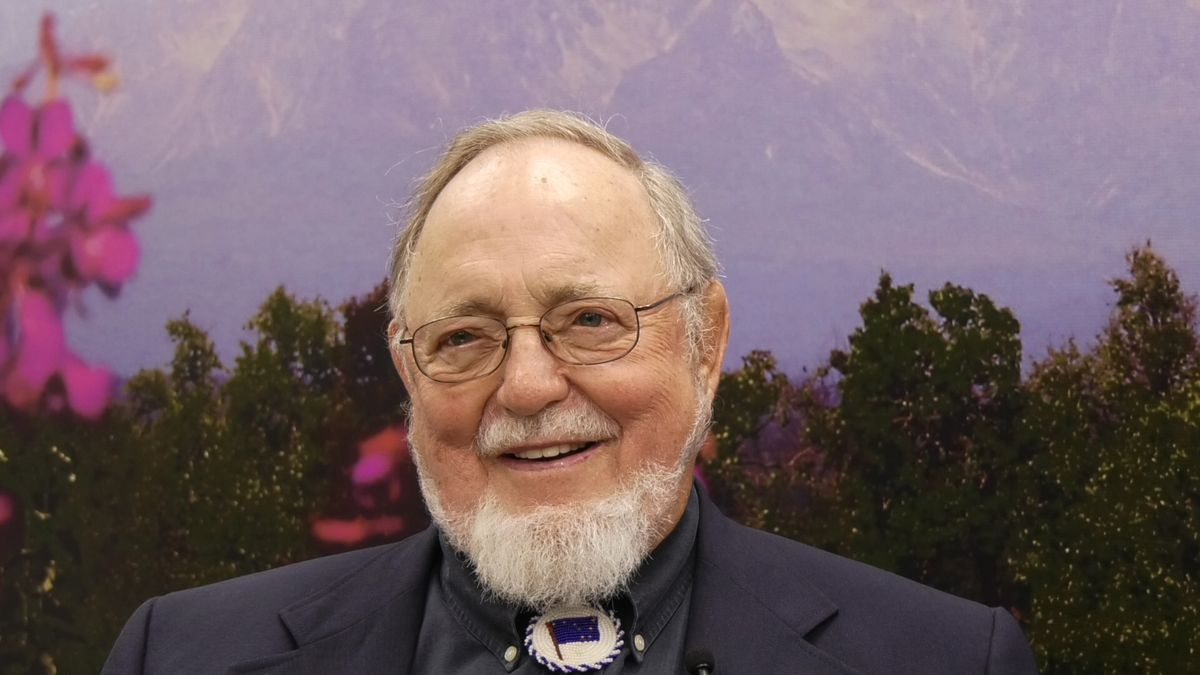 Republican incumbent Don Young is running to continue representing Alaska in the U.S. House of Representatives.