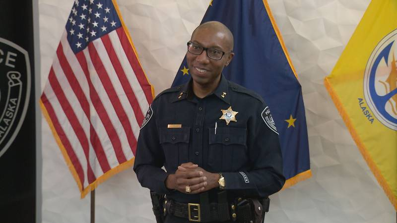 Deputy Chief Kenneth McCoy will become the Anchorage Police Department's first African American...