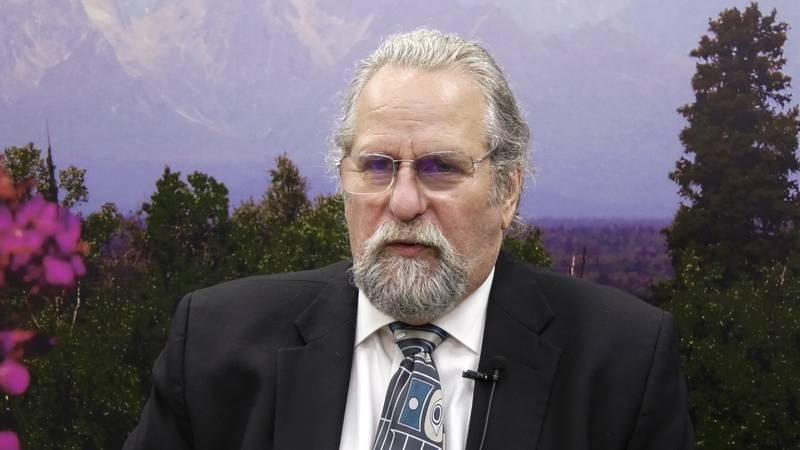 David Guttenberg is running for seat A on the Fairbanks North Star Borough Assembly.