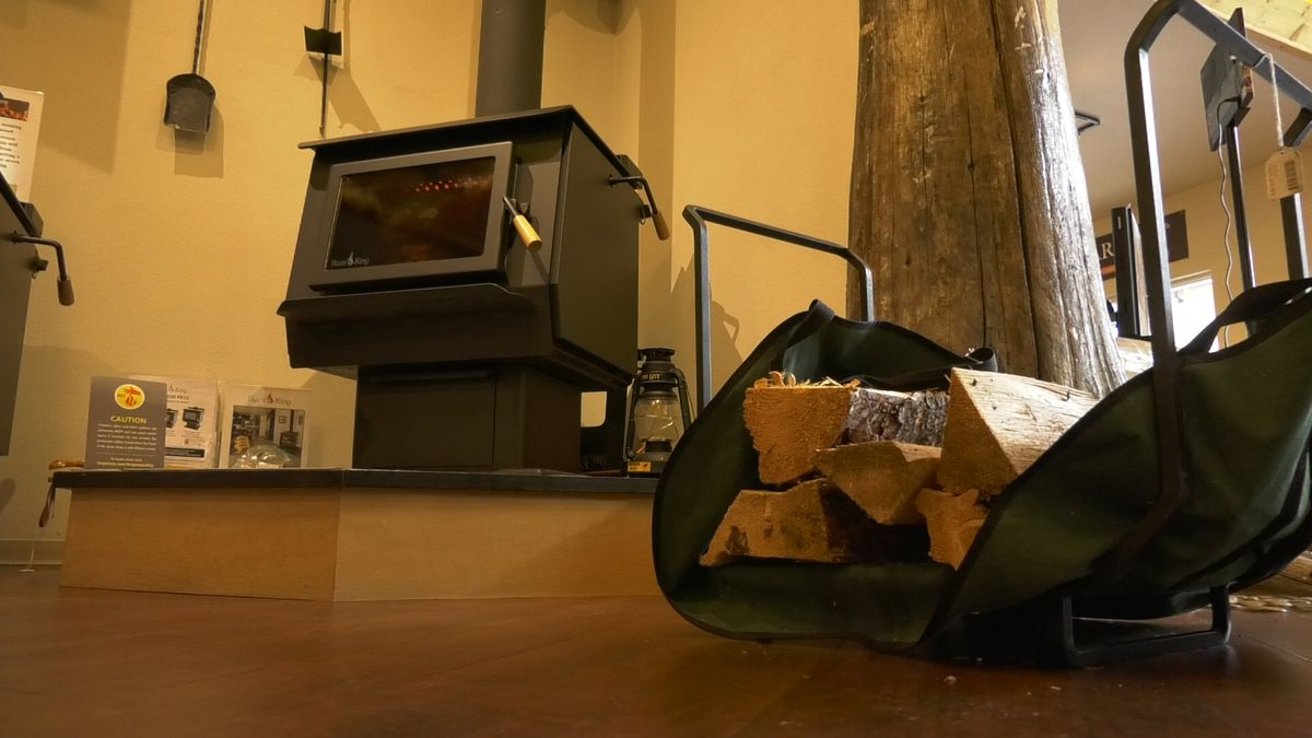 Having a wood stove can save money on heating your house, but the stoves can be dangerous if...