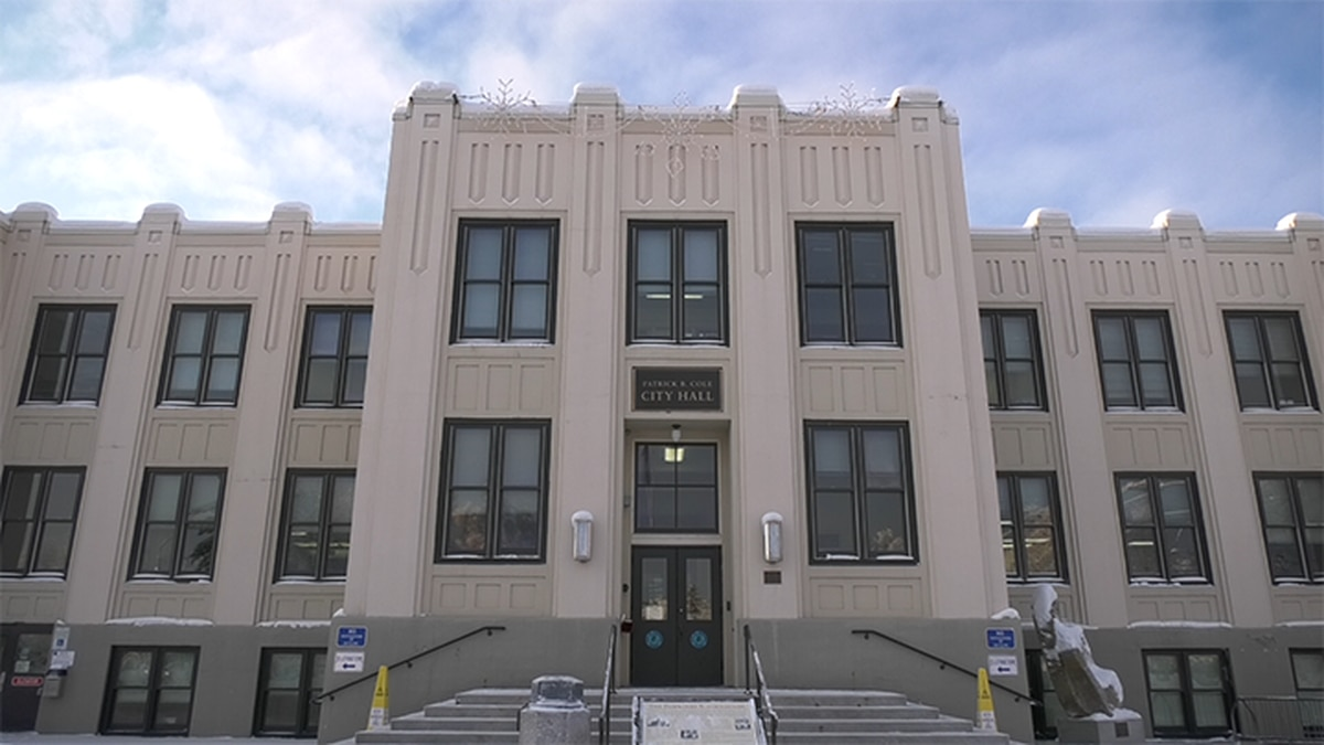 According to Mayor Jim Matherly, Fairbanks residents who have particular grievances or issues with the city government should contact the relevant department directly, such as police, fire, public works, or administration. (Ramzi Abou Ghalioum/KTVF)
