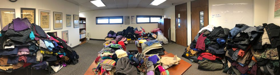 With your help we were able to collect over 1000lbs of winter gear in the KTVF Coat Drive this...