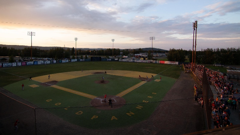 2019 Midnight Sun Baseball Game.