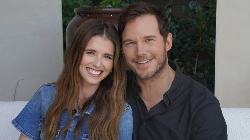 Actor Chris Pratt and author Katherine Schwarzenegger have been named the newest Special...