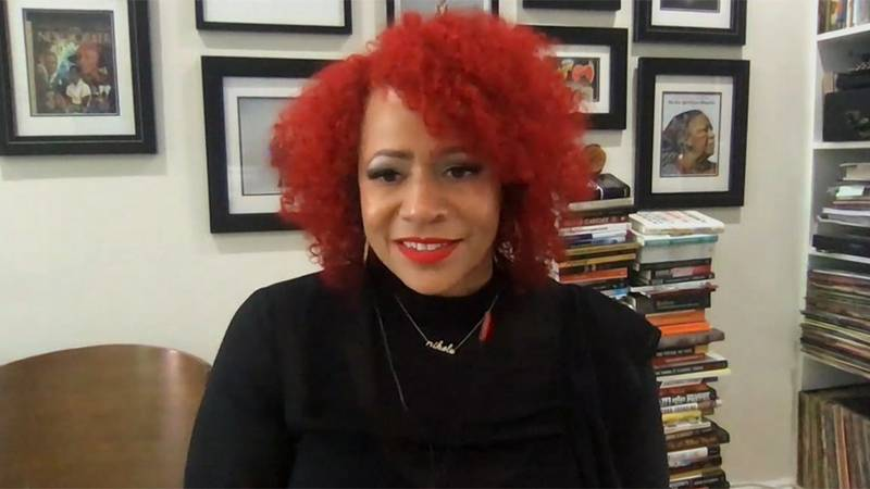 Journalist Nikole Hannah-Jones is using major philanthropic donors to build her future as a...