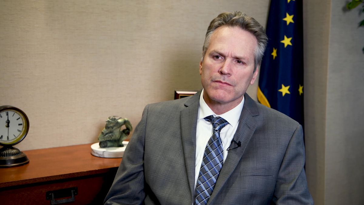 Governor Dunleavy reflects on his first year in office.