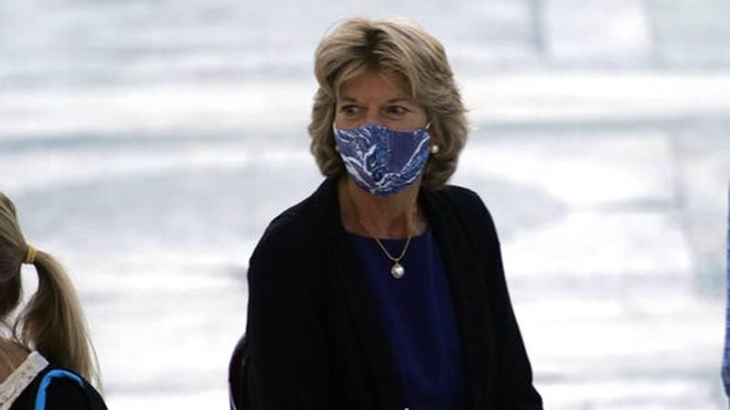Alaska U.S. Senator Lisa Murkowski