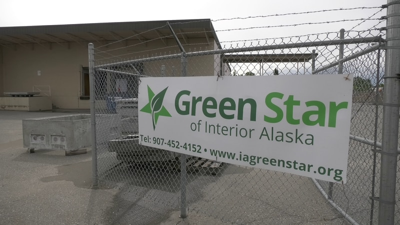 Green Star of Interior Alaska works to cut down on electronic waste in Fairbanks.