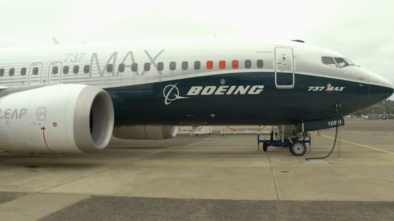 Boeing's 737 Max will return to the skies carrying U.S. passengers on Tuesday for the first...