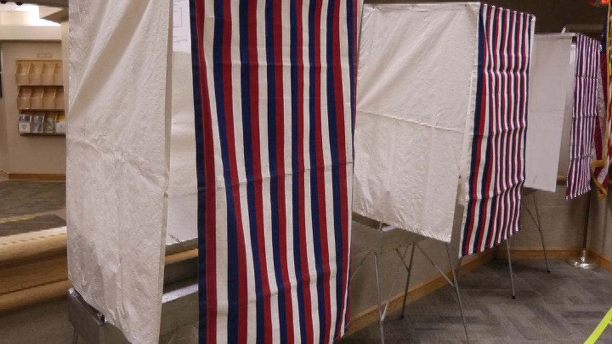 The results are in for the first round of a mock election held by the Alaska Division of...