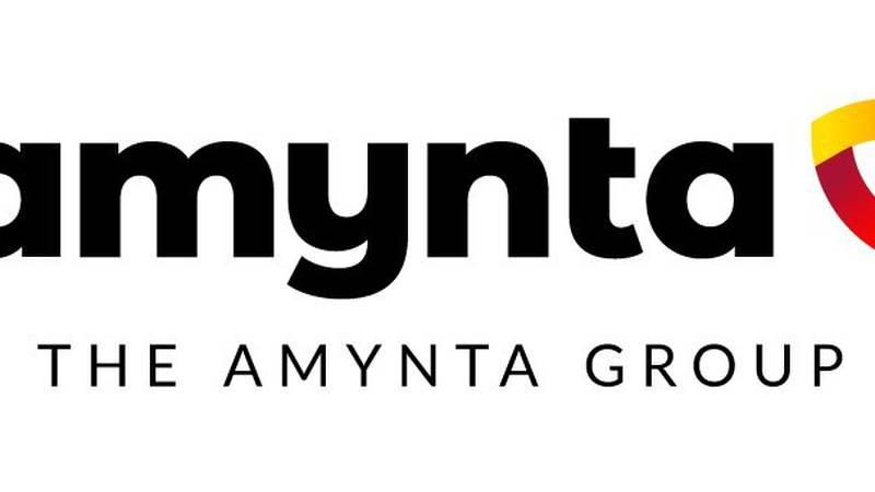The Amynta Group Logo https://www.amyntagroup.com (PRNewsfoto/The Amynta Group)