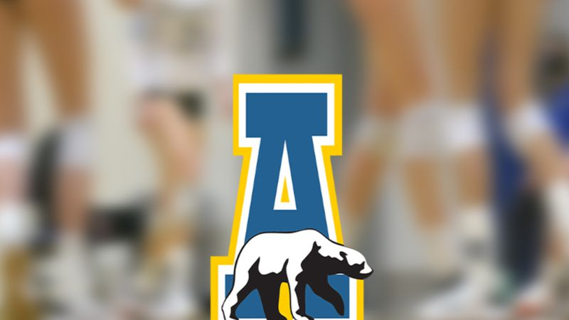 The University of Alaska Fairbanks volleyball program begins their condensed spring season...