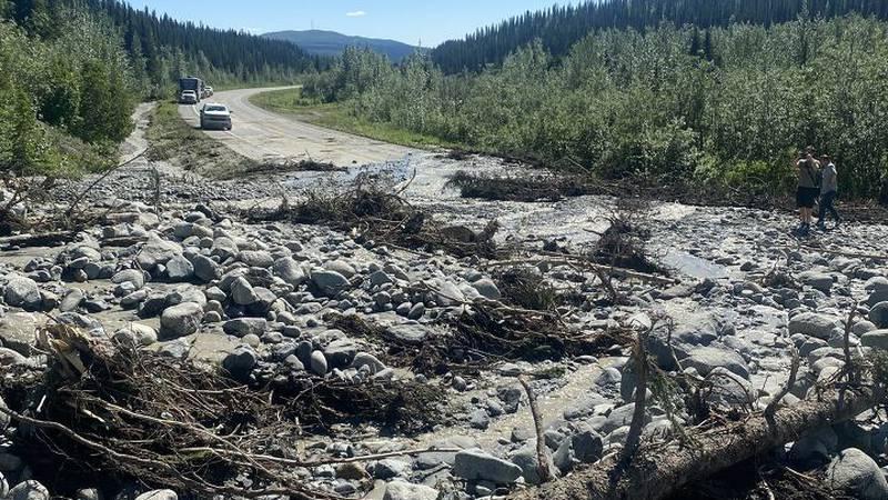 Landslide near Paxson -1_Tristan Northway 7-1-21