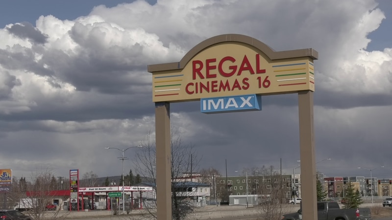 A pop-up vaccine clinic will be held at the Fairbanks Regal Cinemas movie theater grand...