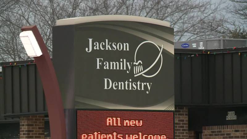 A Wisconsin dentist has been accused of purposefully damaging teeth for insurance money.