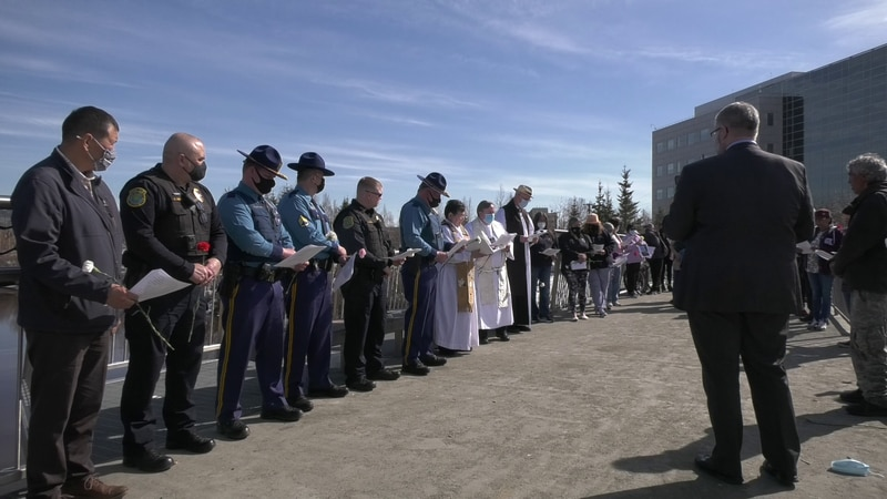 The Fairbanks Gathering of Remembrance was held on April 26th to pay tribute to victims of...