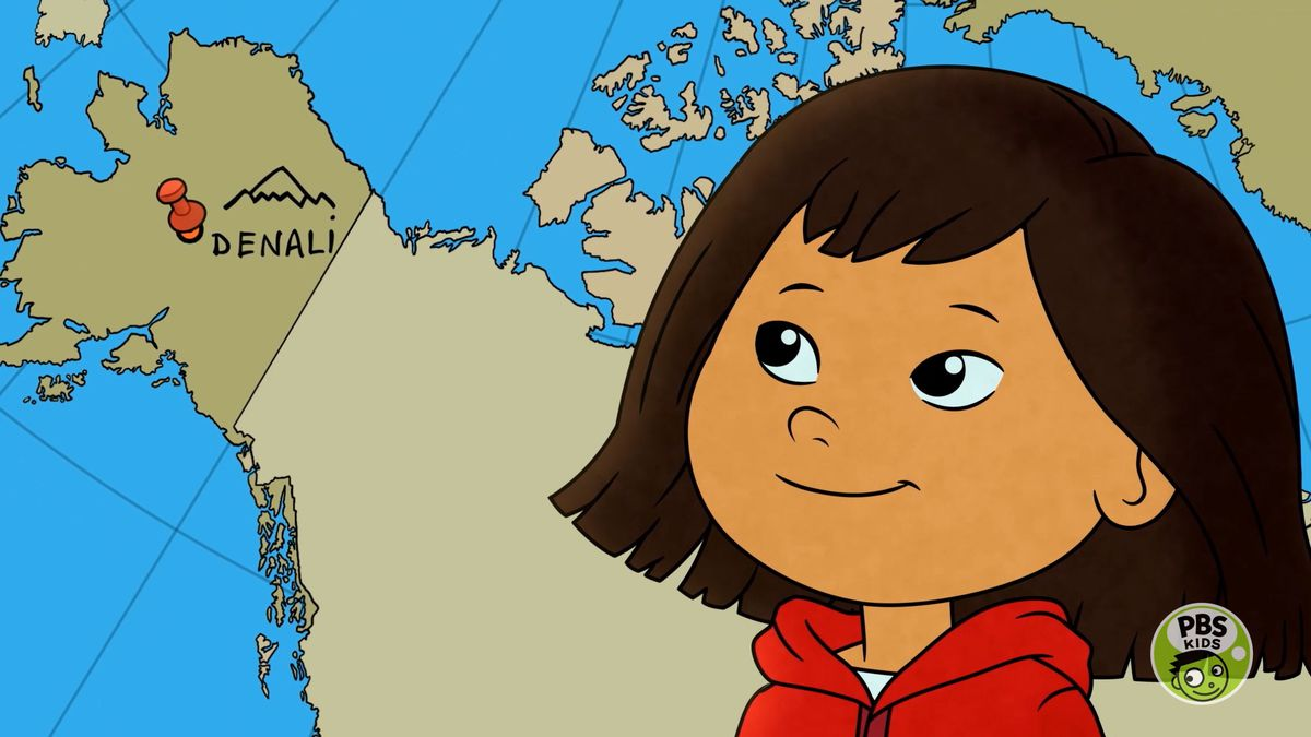 Molly of Denali premiered nationally in July 2019. (Photo courtesy of WGBH Education Foundation)