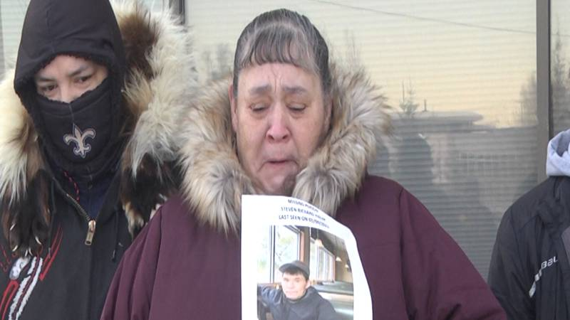 Family members of Steven Hjelm plead for any information on his dissapearance.