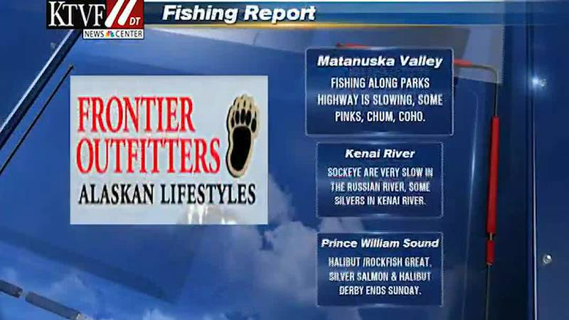 Fishing Report with Mike Shultz