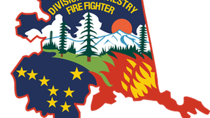 An Alaska Division of Forestry firefighter was seriously injured in a single-vehicle rollover...
