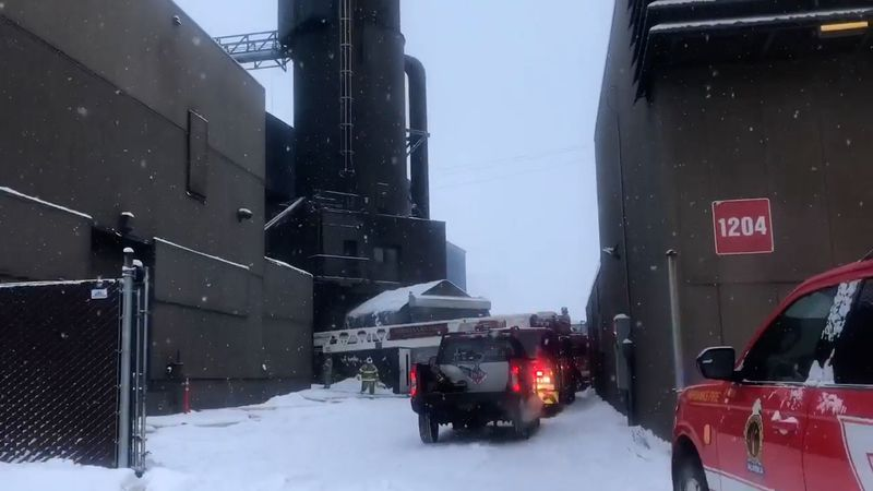 The Fairbanks Fire Department was able to quickly contain a fire that started at the Fairbanks...