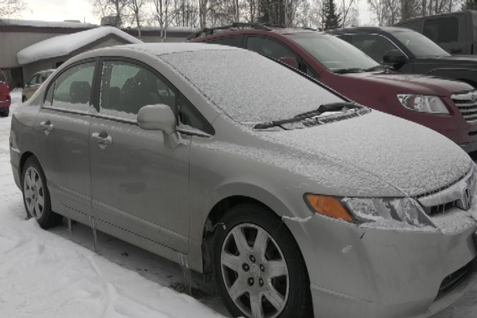 Ernest Burggraf's car was found in The Fairbanks Resource Agency parking lot at 805 Airport...