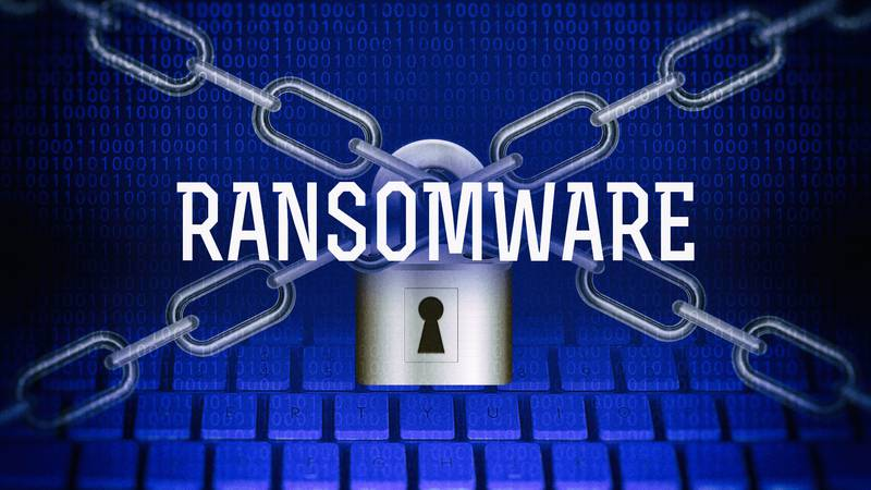 A ransomware attack paralyzed the networks of at least 200 U.S. companies on Friday, according...