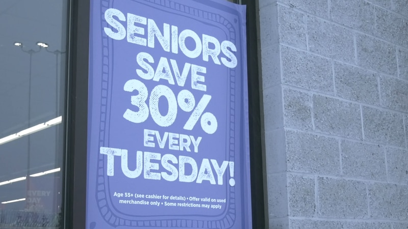 Some businesses throughout Fairbanks offer discounts for seniors on the first Tuesday of the...