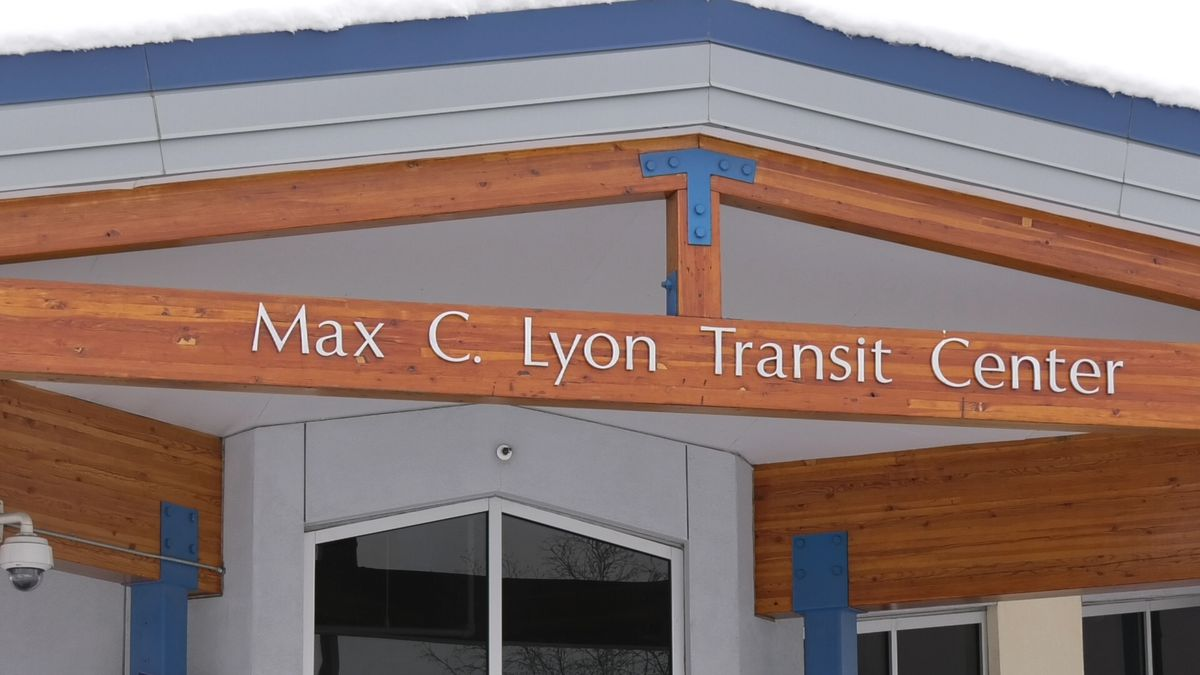 Fairbanks North Star Borough MACS Transit and Van Tran services will be starting at a limited capacity on Thursday. (Alex Bengel/KTVF)