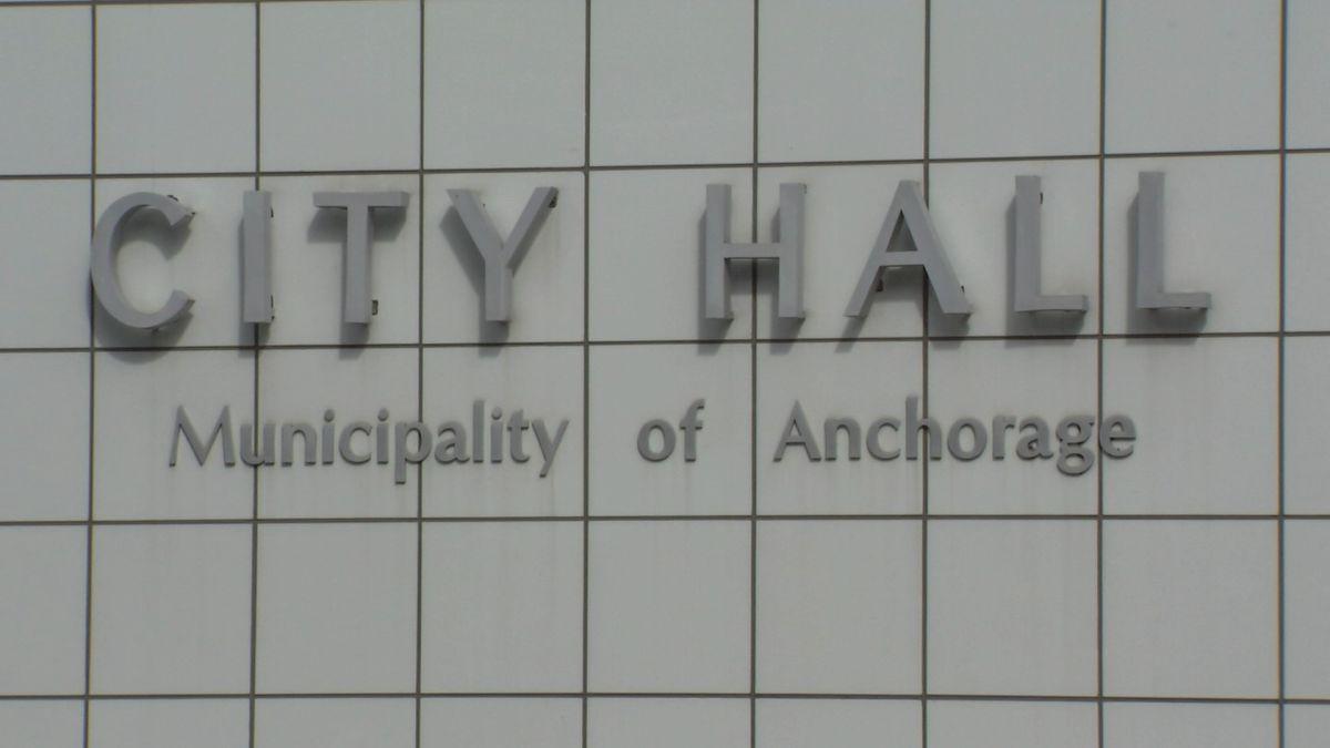 Municipality of Anchorage.