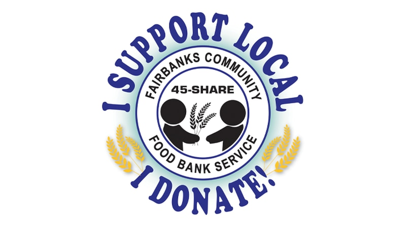 The Fairbanks Community Food Bank and other nonprofits have seen a decline in donations....