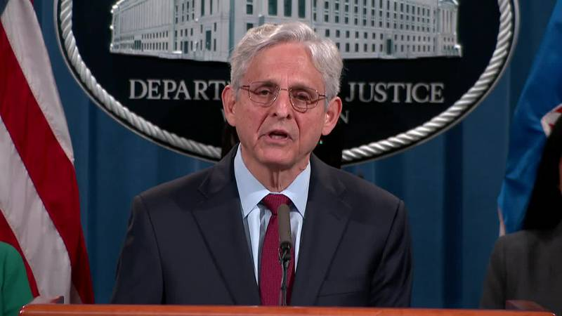 Attorney General Merrick Garland announced a lawsuit against the state of Georgia over their...