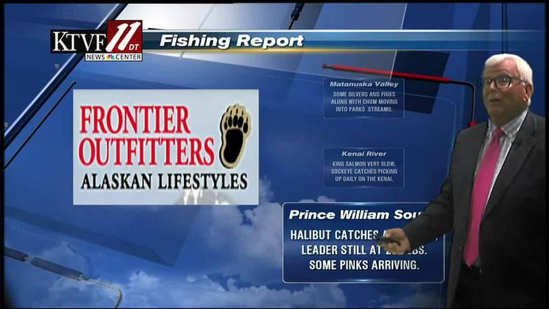 fishing report 0715