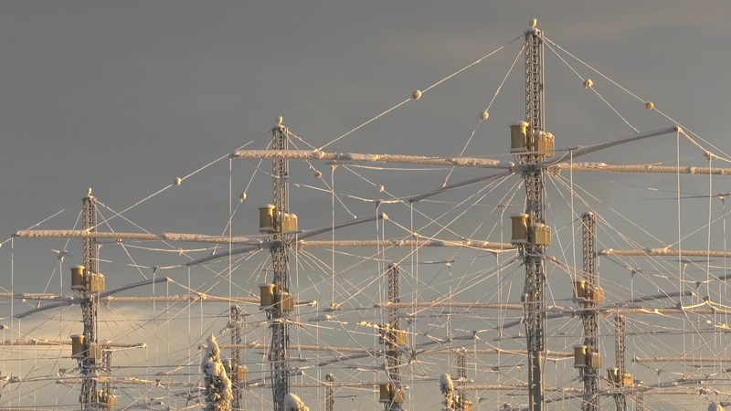 The HAARP facility will continue to run for the next 5 years thanks to a $9.3 million grant...