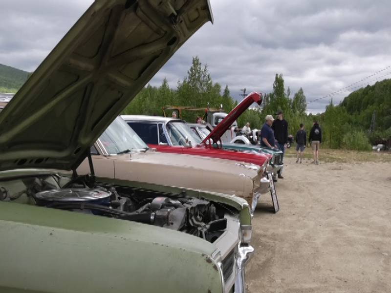 """The 4th annual """"Cars with Character"""" auto show took place at the Fox Den on Sunday, July 25."""