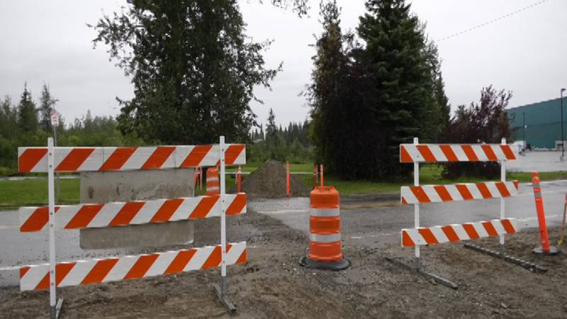 The Growden Park area in Fairbanks is getting a new pathway to make it more accessible to...