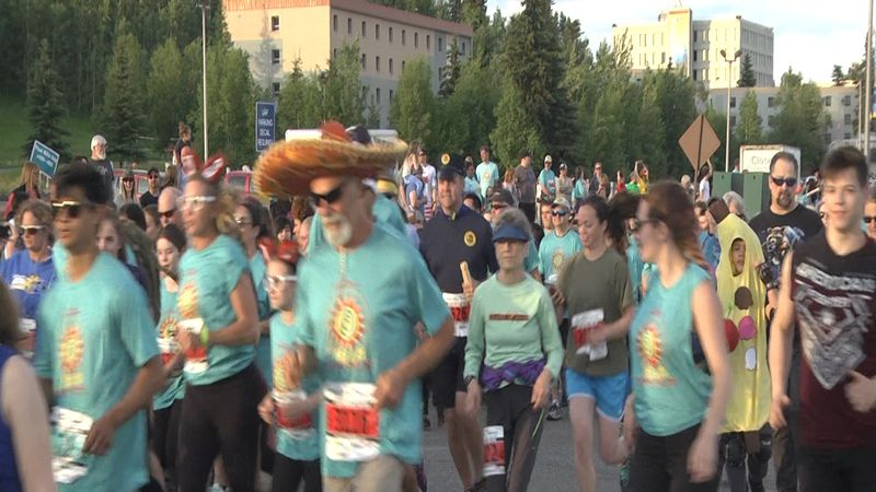 The Midnight Sun Run will host a virtual event in 2021 once again (File Photo 2019)