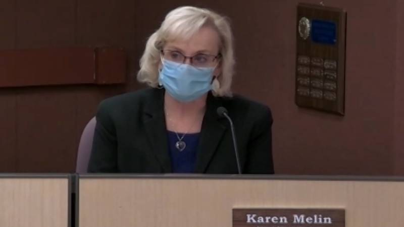 In May the School Board offered Karen Melin a one-year employment agreement as Interim Chief...