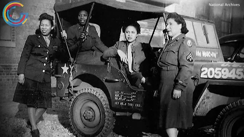 All Black, female battalion closer to Congressional Gold Medal.