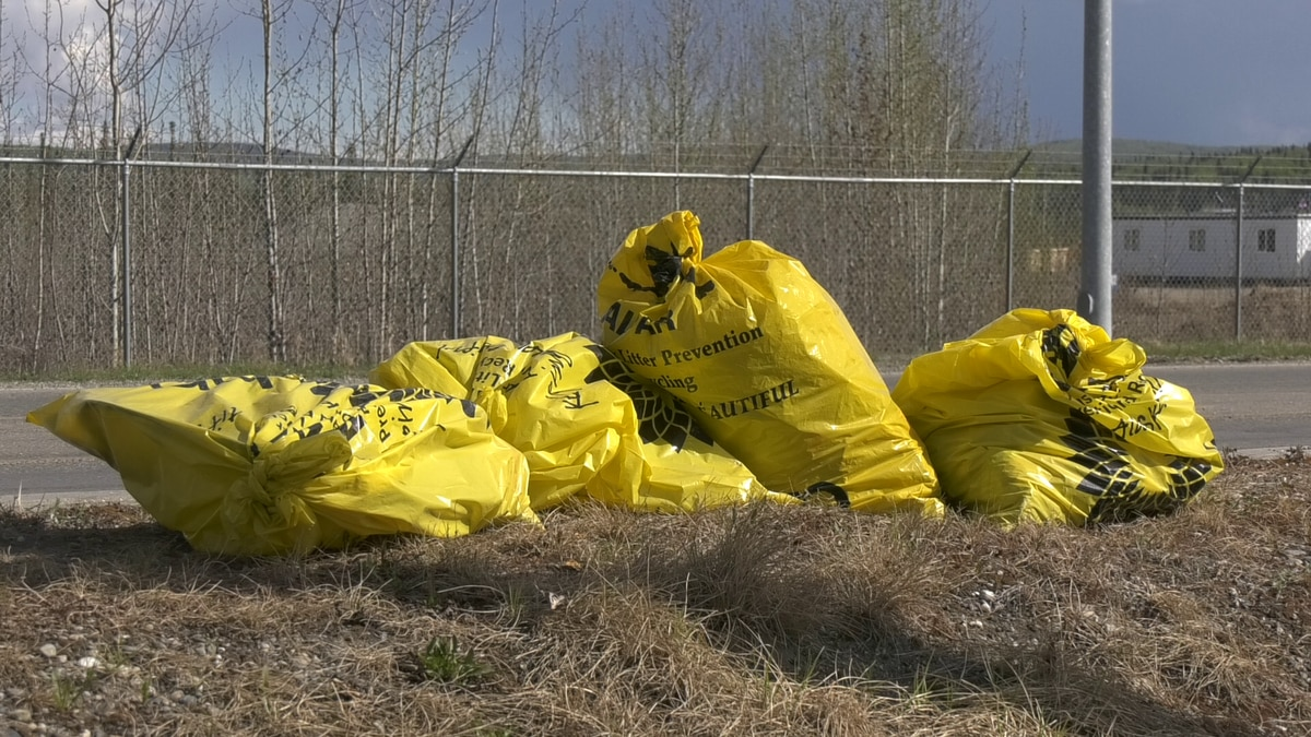 Fairbanks North Star Borough residents came together to engage in some spring cleaning on the...