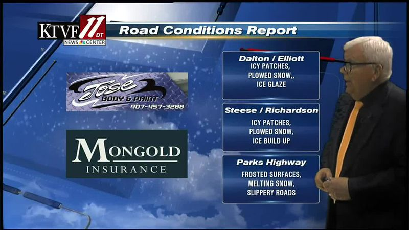 Road Conditions Report
