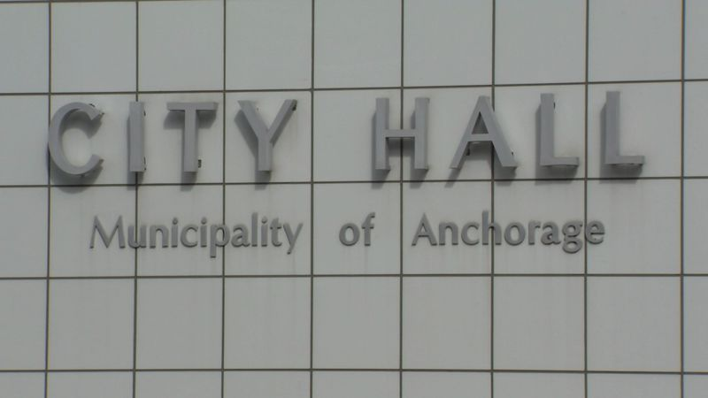 Municipality of Anchorage.