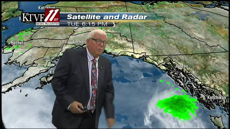 Mike Shultz weather map