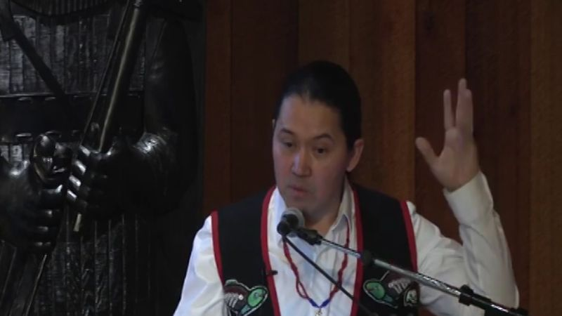 Dr. X'unei Lance Twitchell teaches Native languages at the University of Alaska Southeast.  On...