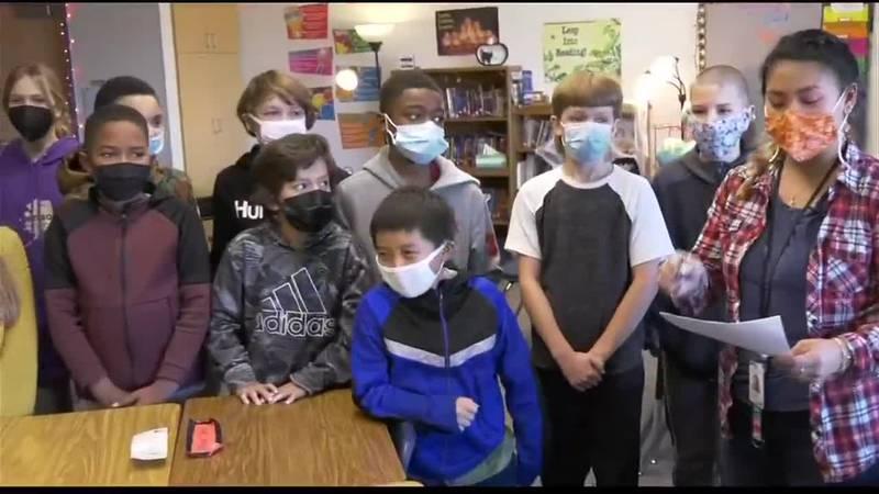Kid's Weather Watch: Mrs. Krafft's Class