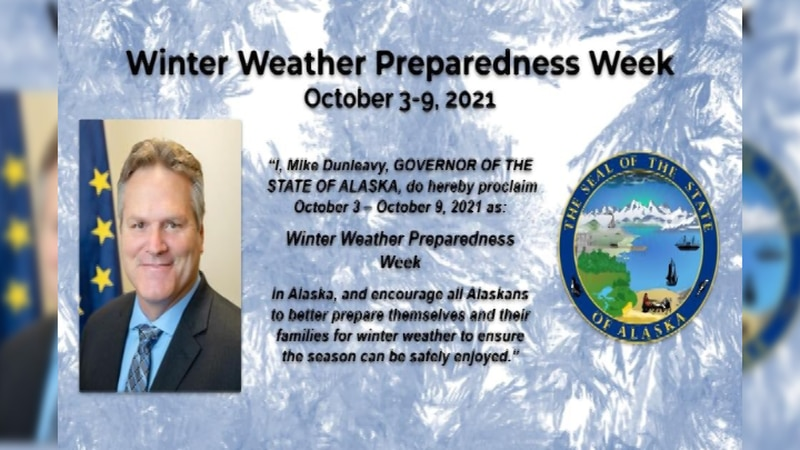 During Winter Weather Preparedness Week, the National Weather Service wants to bring awareness...