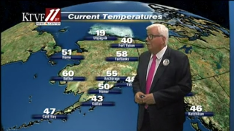 KTVF Weather with Mike Shultz