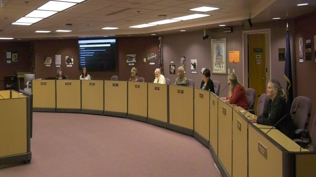 The school board voted unanimously to uphold Gaborik's decision. Several members of...