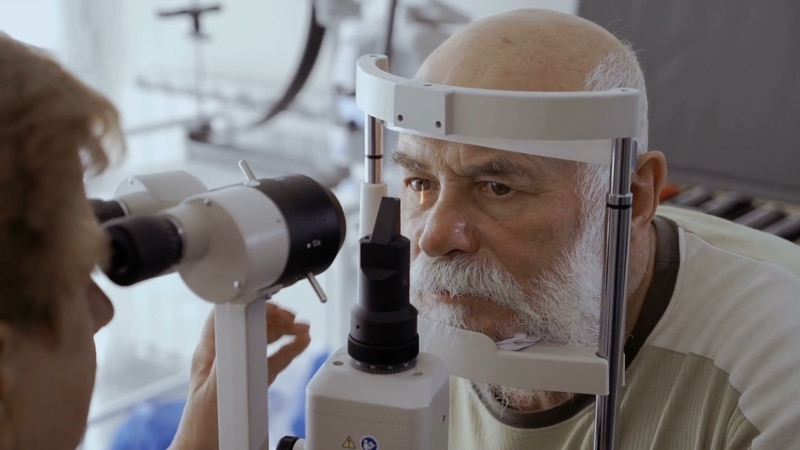 Annual eye exams can help catch early developing age related macular degeneration, giving...