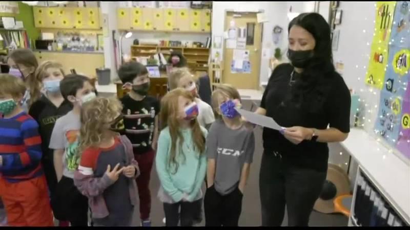 Kid's Weather: Miss Joanna's Class